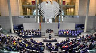 البرلمان الألماني