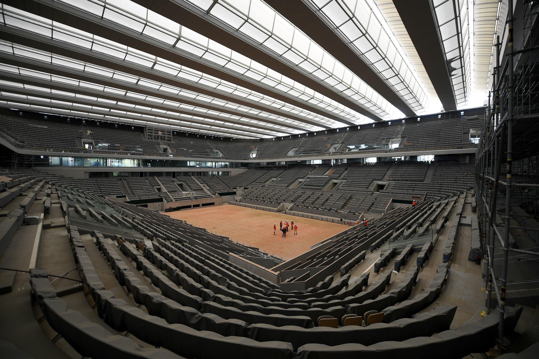 Tennis Roland-Garros