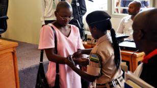 Victoitre Ingabire avait été condamnée en 2012 pour conspiration  en vue de former un groupe armé anti-gouvernemental.