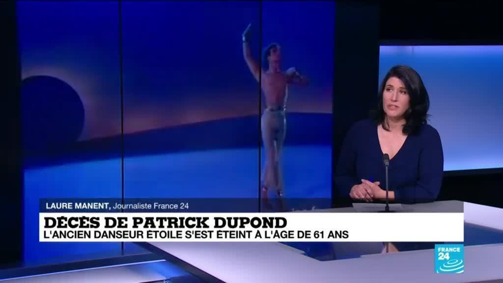 2021-03-05 17:08 Décès de Patrick Dupond : l'ancien danseur étoile s'est éteint à l'âge de 61 ans