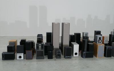 New York, avant le 11 septembre 2001, vu par Mounir fatmi