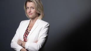 La ministre de la Transition écologique, Barbara Pompili, pose le 9 septembre 2020 à Paris
