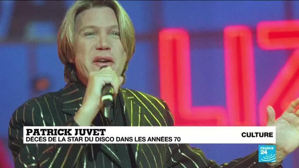 2021-04-02 14:46 Patrick Juvet : décès de la star du disco dans les années 70