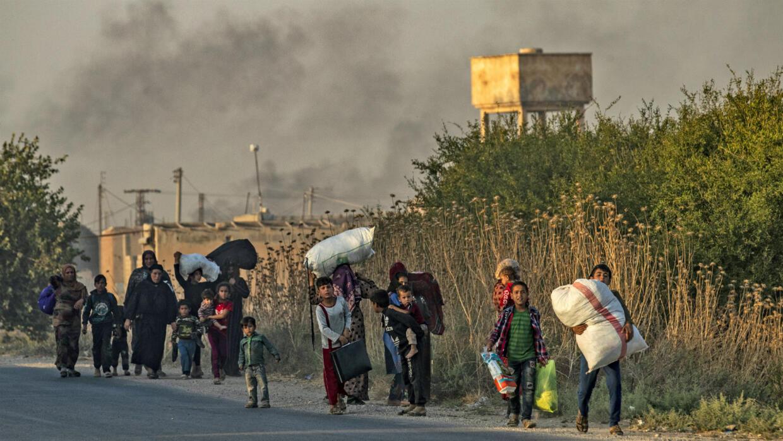 دول عربية وغربية تطالب بوقف العملية العسكرية التركية في سوريا