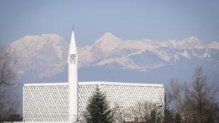 أول مسجد في سلوفينيا.