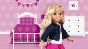 """La poupée """"Mon ami Cayla"""""""
