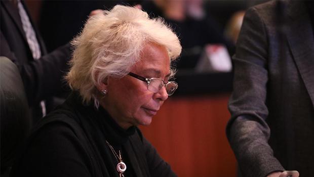 Olga Sánchez será la primera mujer en dirigir la Seccretaría de Gobernación en México.