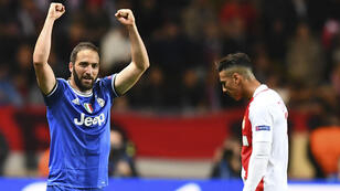 Face à la Juventus Turin, l'AS Monaco n'a rien pu faire.