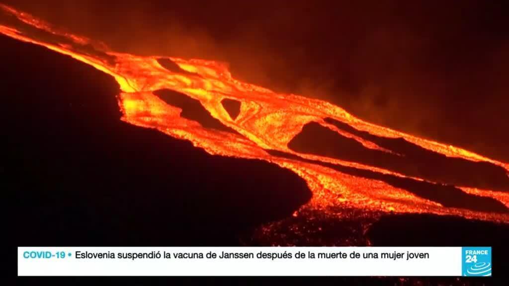 2021-09-29 14:05 ¿Por qué es tan preocupante que la lava tenga contacto con el agua del mar?