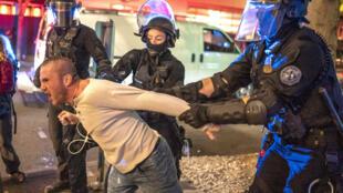 portland protestas