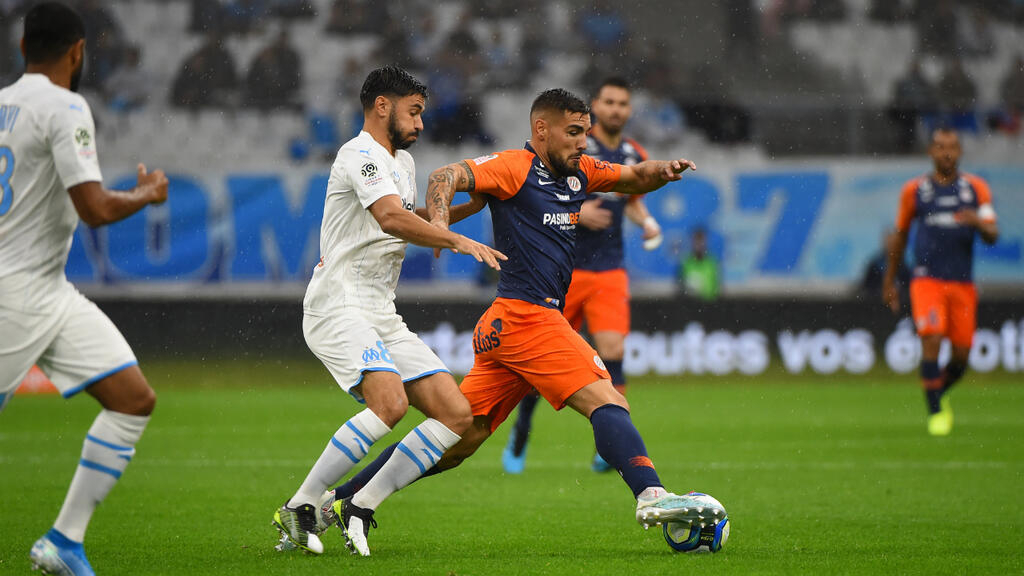 Marseille fail to leapfrog PSG by drawing against Montpellier
