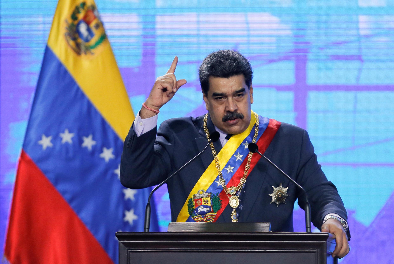 VENEZUELA MADURO BIDEN NEW PATH
