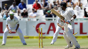 Even New Zealand's 40 all out in Cape Town in 2013 bettered the 1955 collapse