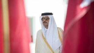 Prince Tamim, Qatar