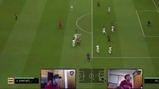 futbol virtual portada