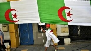 Algerians have been holding massive demonstrations since February demanding a total overhaul of the country's political elite