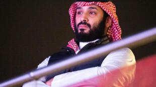 صورة وزّعها الديوان الملكي السعودي لولي العهد الأمير محمد بن سلمان في 7 كانون الأول/ديسمبر 2019