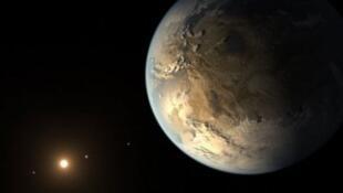 تشكل كوكب الأرض قبل 4,5 مليار سنة إثر تجمع أجسام صخرية من كويكبات ونيازك