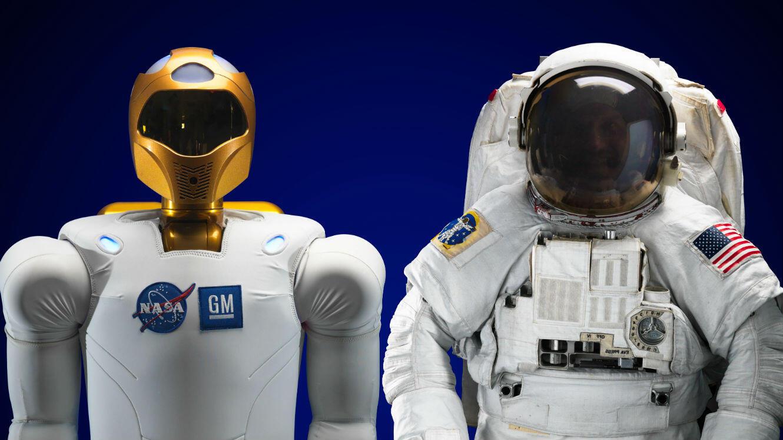 Robonaut2, le compagnon des astronautes du futur.