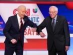 Présidentielle américaine : Bernie Sanders se rallie à Joe Biden contre Donald Trump