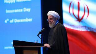 2019-12-04 Iran Rouhani