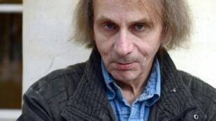 الكاتب الفرنسي ميشال ولباك