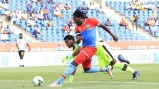 الحارس الغاني رزاق أنقذ فريقه من هدفين على الأقل.