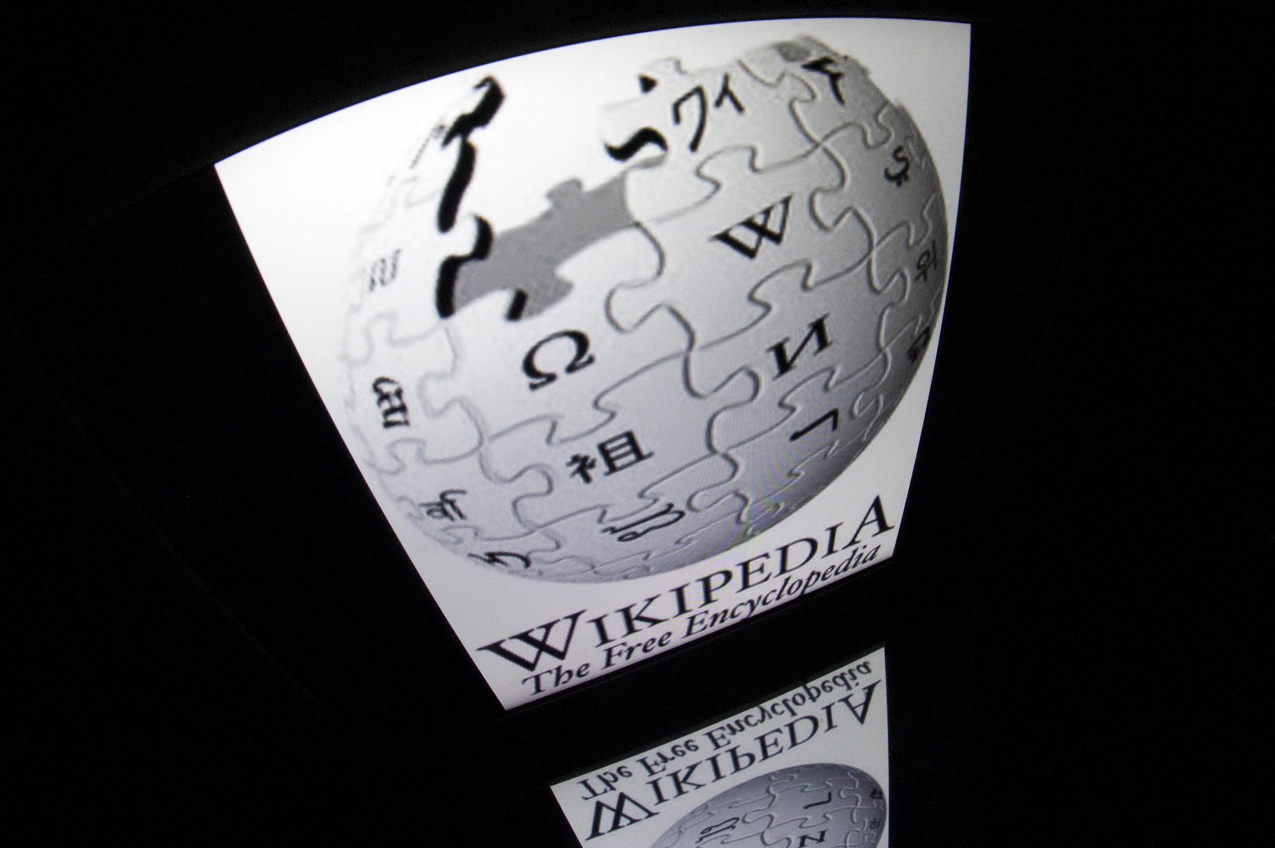 Wikipedia is the web's seventh-most visited site