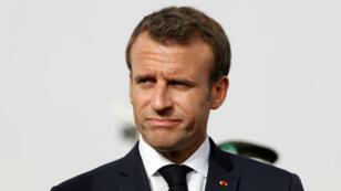 """Emmanuel Macron rompt le silence et se pose comme """"seul responsable"""" de l'affaire Benalla."""