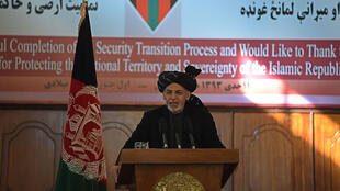 Afghan President Ashraf Ghani's (pictured) cabinet list was announced on January 12, 2014, after more than three months of delays