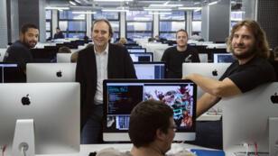 Xavier Niel, fondateur de l'école 42, est la 7e fortune de France.