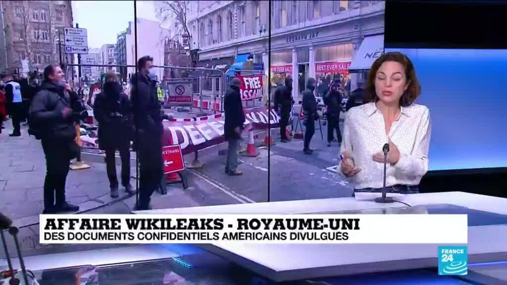 2021-01-04 11:03 Affaire WikiLeaks : héros ou espion, Julian Assange face à la justice britannique