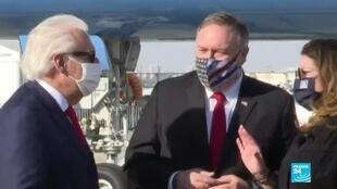 2020-11-19 08:02 Pompeo in Israël for 3-day tour, to make unprecedented visit to occupied Golan