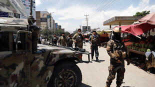 afghanistan security forces kabul kaboul RTX7IIAB