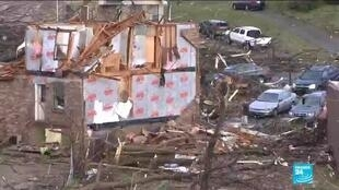 2020-03-04 16:41 Tennessee Tornadoes: At least 24 killed as devasting storms sweep the state