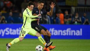 Lionel Messi, le quintuple Ballon d'or argentin, est le meilleur buteur de C1 cette saison (10 buts).