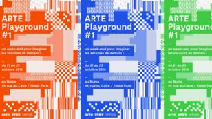 Arte France organise son premier hackathon du 21 au 23 octobre 2016.