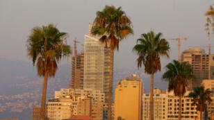 La corniche à Beyrouth en 2006.