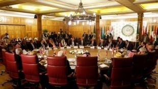 اجتماع مجلس الجامعة العربية الطارئ، 1 شباط/فبراير 2020.