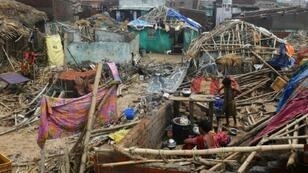 At least 42 people lost their lives in eastern India and Bangladesh after cyclone Fani barrelled into the region