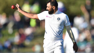 India's Mohammed Shami re-established himself as a key player at last year's World Cup