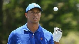 Tiger Woods is excited by the prospect of going for Olympic gold