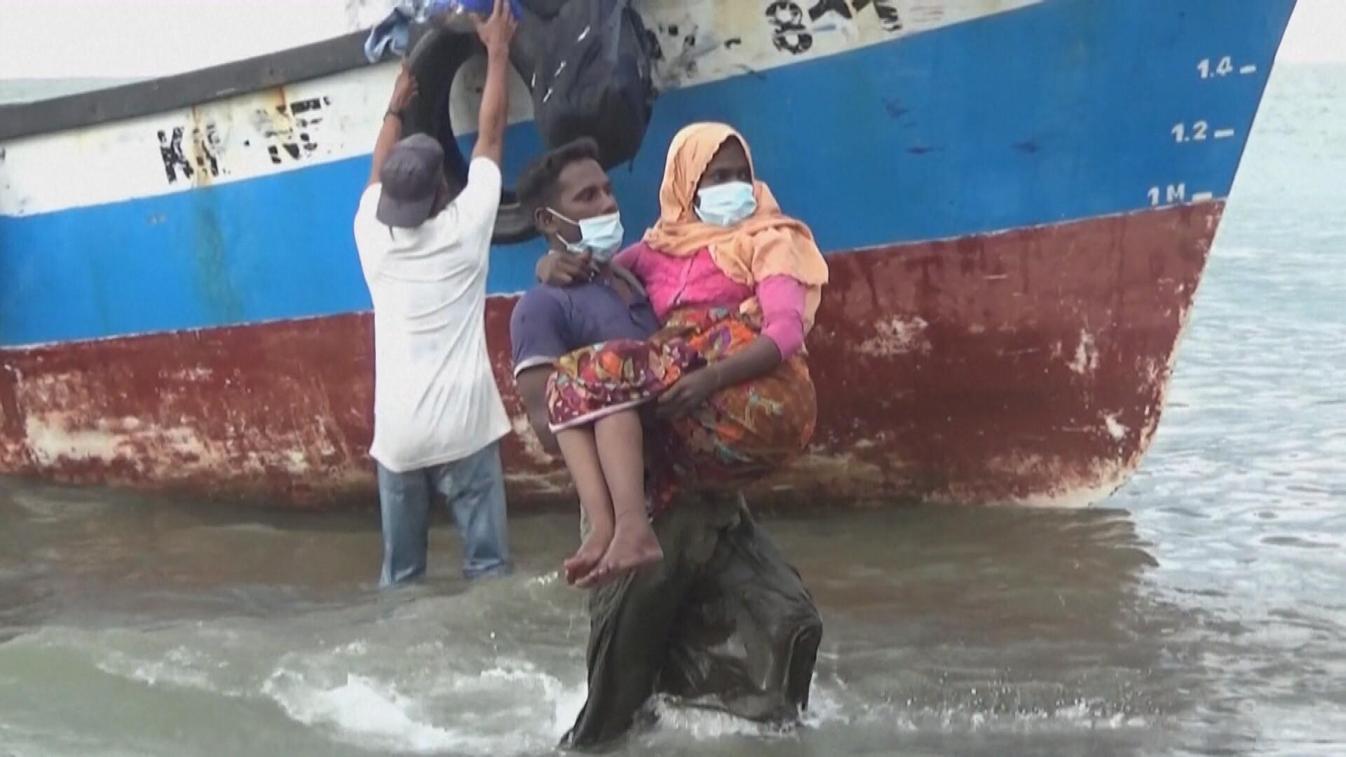 rohingya saved