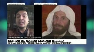 al Qaeda leader killed
