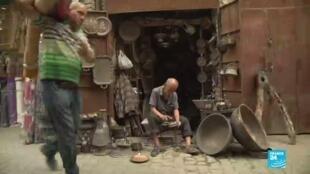 2021-05-06 08:10 Irak : après des années de conflit, que reste-t-il du patrimoine  de Bagdad ?