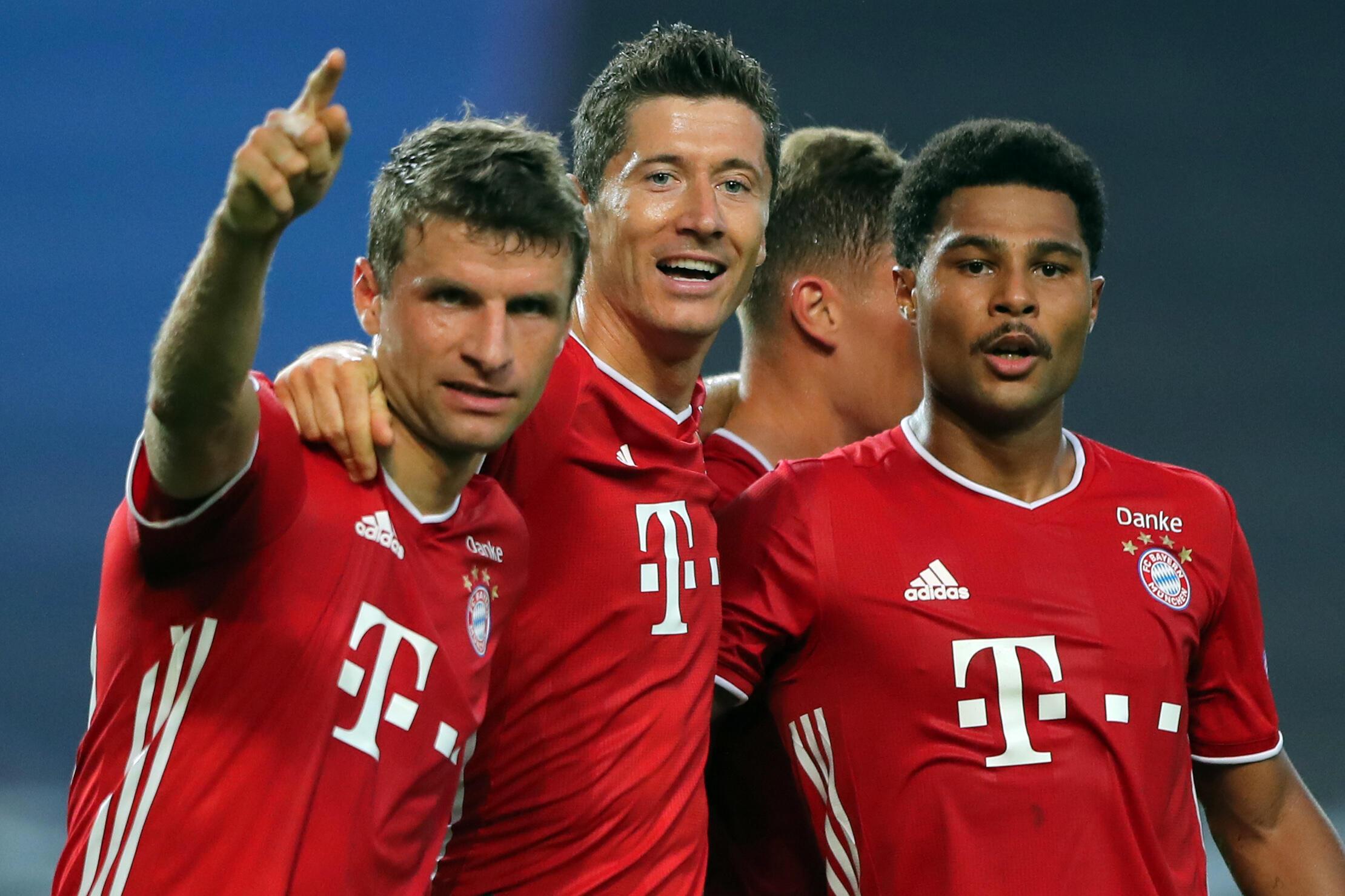 Le Bayern Munich a imposé sa loi à Lyon en demi-finale de Ligue des champions.