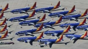 The 737 MAX aircraft are grounded worldwide, but Southwest is one of two American carriers that have already planned to restart flights using the jets