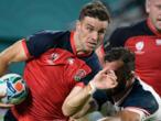 Mondial de rugby: l'Angleterre et l'Italie poursuivent leur sans-faute
