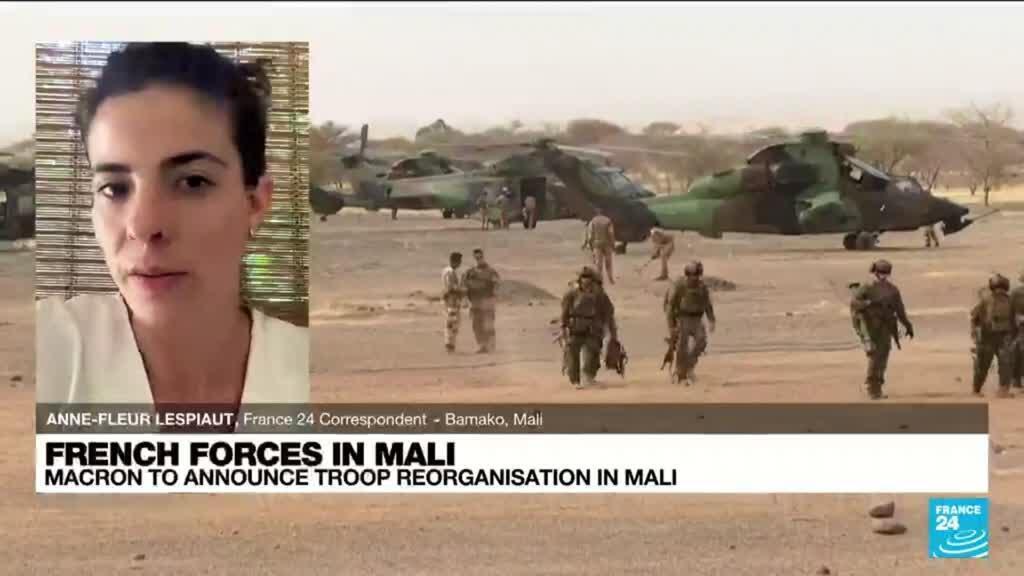 2021-06-10 17:01 Macron to announce troop reorganisation in Mali