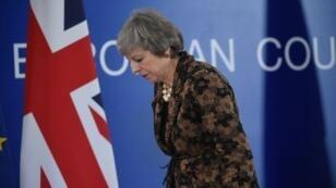 Theresa May est repartie bredouille de Bruxelles, vendredi 14 décembre, après de nouvelles discussions sur le Brexit.